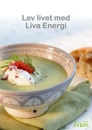Lev livet med Liva Energi
