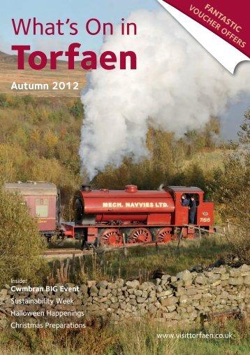 Torfaen Family Information Service