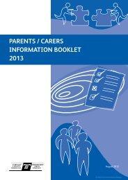 Schools Information Booklet