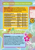 Holiday Childcare in Torfaen for school-aged children - Page 2
