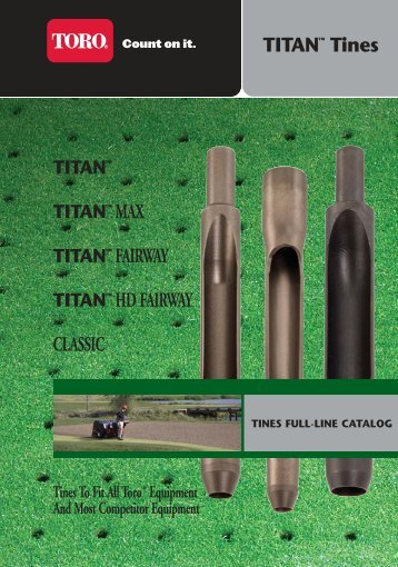 titan - Toro