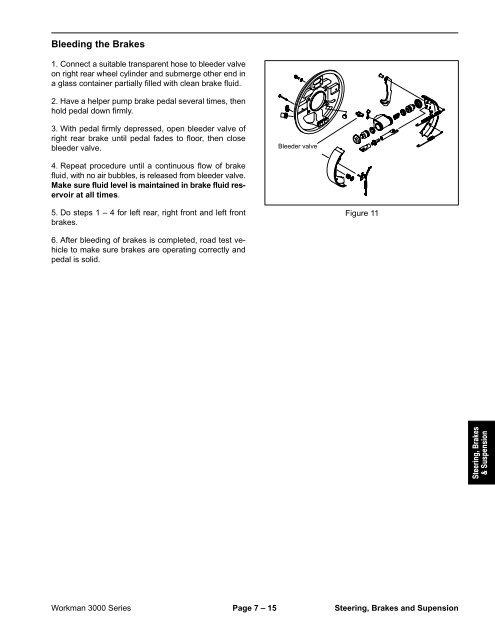 Brake Cylinder Service Di