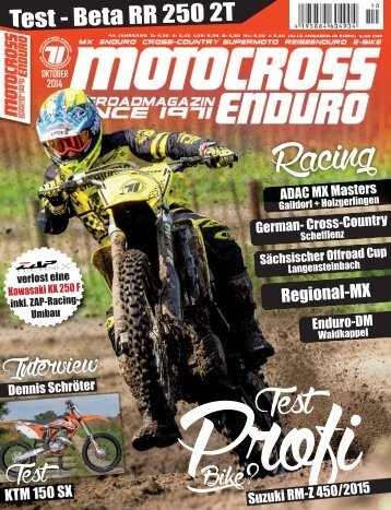 Motocross Enduro 10/2014 - Free Version