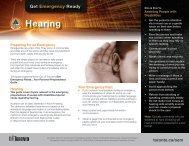 Hearing - City of Toronto