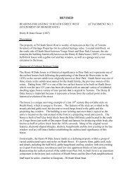 PB26.5 - Revised Attachment 3 - 59 Heath St W - City of Toronto
