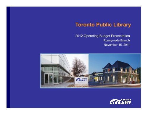 toronto public library hours