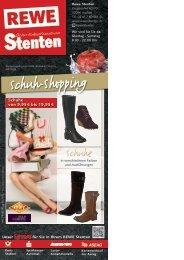 Schuh-Shopping