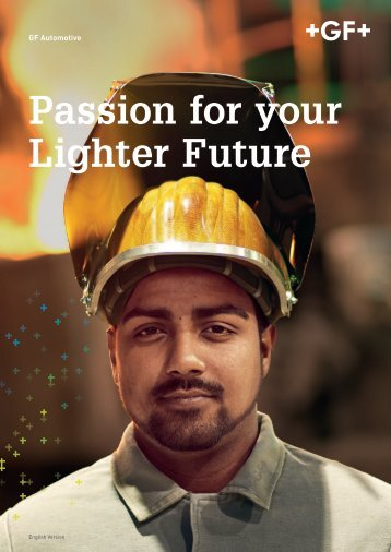 Passion for your Lighter Future