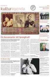 Berner Kulturagenda 2014 N°35