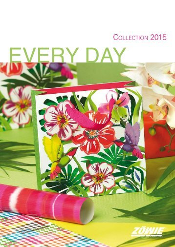 ZÖWIE - EVERY DAY Collection 2015