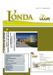 L'Onda n. 17 - Coop Lilium: La carta dei servizi, il centro diurno per giovani