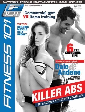 Fitness 101 September  Digital Magazine