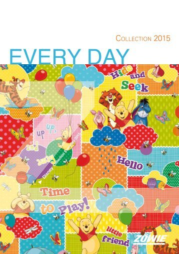 ZÖWIE EVERY DAY Disney COLLECTION 2015