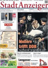 Stadt Anzeiger Dülmen kw 38