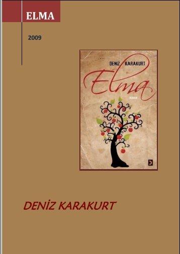 ELMA DENİZ KARAKURT