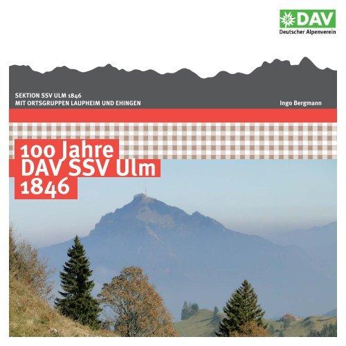 100 Jahre DAV SSV Ulm 1846