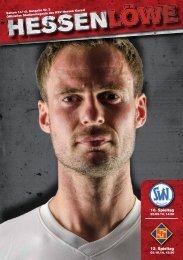 Hessenlöwe - Ausgabe 3 2014/2015
