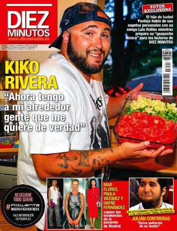 Revista Diez Minutos 24-09-2014