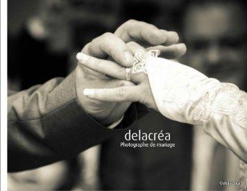 LIVRE DE MARIAGE - DELACREA©