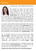 HausDrei Programmheft Oktober/November 2014 - Seite 3