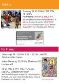 HausDrei Programmheft Oktober/November 2014 - Seite 6