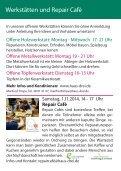 HausDrei Programmheft Oktober/November 2014 - Seite 7