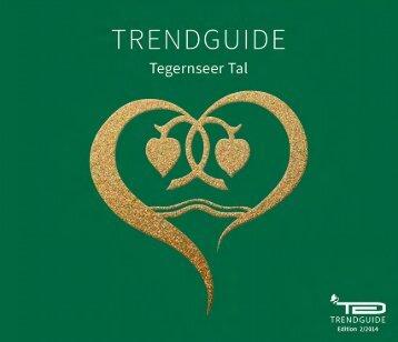Trendguide Tegernseer Tal No 10