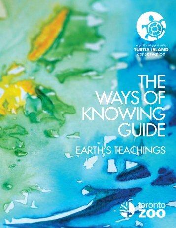 Ways of Knowing Earth's Teachings - Toronto Zoo
