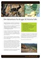 Fra Krüger til Victoria Falls Adventure - Page 5