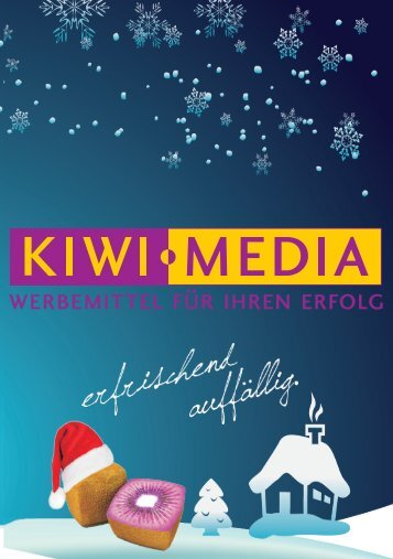 Kiwi Media Weihnachten