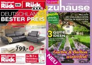 Zuhause Magazin Oktober