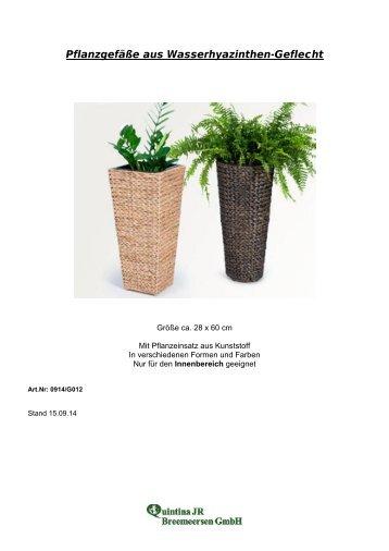 Wasserhyazinthe Magazine