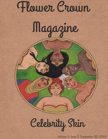 Flower Crown Magazine: Issue 2