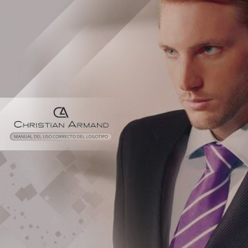 MANUAL DE IDENTIDAD CORPORATIVA - CHRISTIAN ARMAND