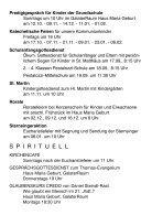 VERANSTALTUNGEN MARIA GEBURT  - Seite 7