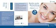 Finanzierungsantrag für eine ReLEx smile Behandlung