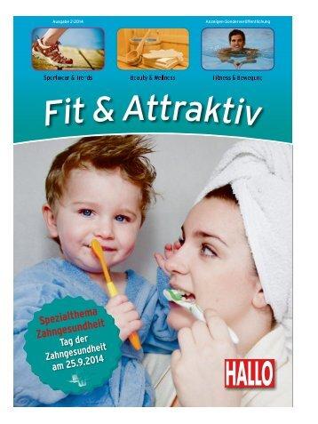 Fit & Attraktiv / Zahngesundheit 02/2104