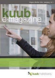 Kuub e-magazine #1 Oktober