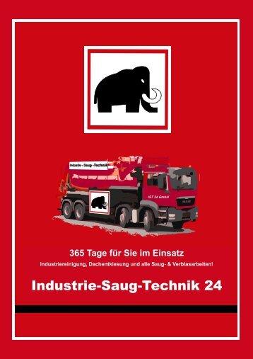 Industriereinigung IST24 - 365 Tage für Sie im Einsatz!