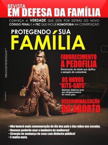 TODOS EM DEFESA DA FAMILIA - OTONI FEDERAL RJ 5110