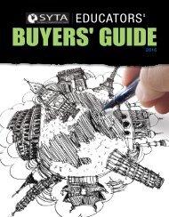 SYTA Educators' Buyers' Guide