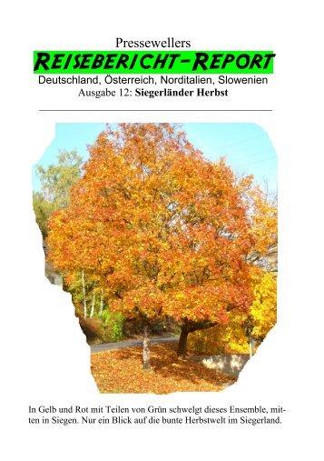 Siegerländer Herbst
