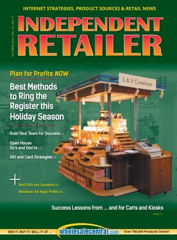 Best Methods to Ring the Register this Holiday Season