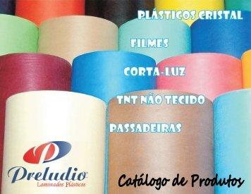 Catálogo de Plásticos