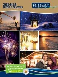 reisewelt Advent & Silvester 2014I15