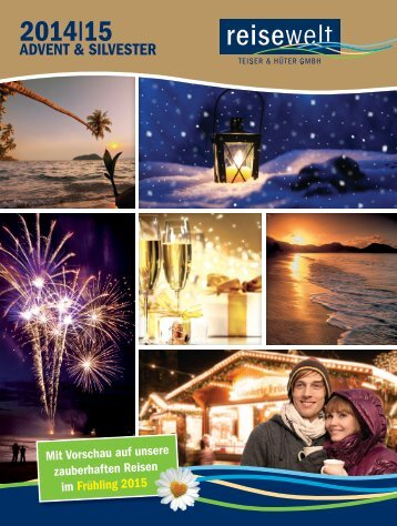 reisewelt Advent & Silvester 2014I15