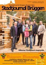 Stadtjournal Brüggen September 2014