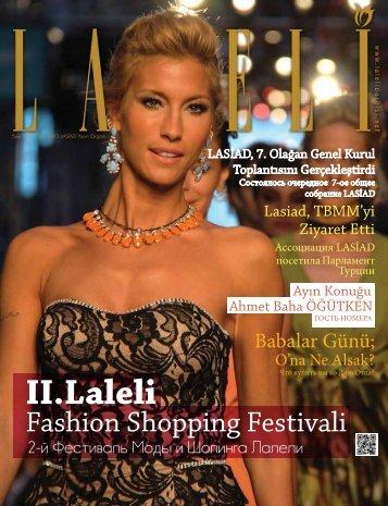 Laleli Dergisi Sayı: 149