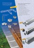 LED-POWER - SHOWERS - FLÄCHENENTWÄSSERUNG   2 0 1 4 / 2 0 1 5   - Seite 4
