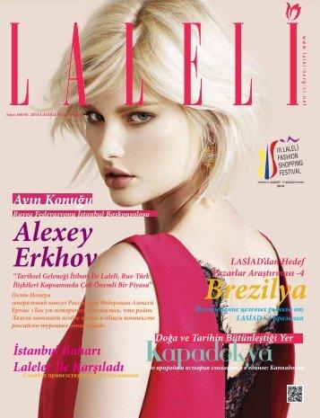 Laleli Dergisi Sayı: 160
